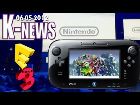 K-News - Nintendo Press Conference Recap E3 2012!