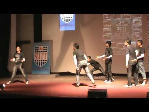 Silver Steppers  Sliit Colours Award 2011 video