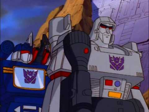 Transformers episode 1 - More the meets the eye 1 part 3