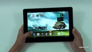 Asus Transformer Pad Infinity TF700T review - english (Full HD)
