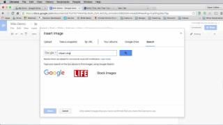 Google Docs as a Wiki
