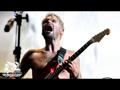 Biffy Clyro - Bubbles (Radio 1 Big Weekend 2013)