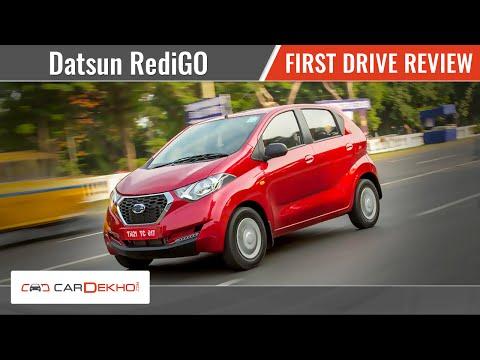 Datsun RediGO   First Drive Review