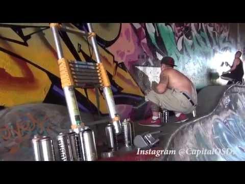 Graffiti - SDK SUMMER 2014 - Part 1