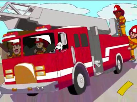 Dibujos de transportes para niños,Dibujos de camiones para niños