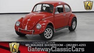1968 Volkswagen Beetle - Stock: #578-MWK