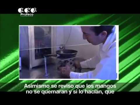 Estudio de Calidad: Sartenes con antiadherente [Revista del Consumidor TV 38.1]