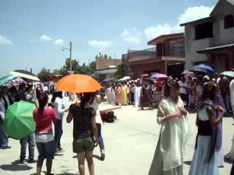 TRES CAIDAS Chupicuaro Gto. 2011