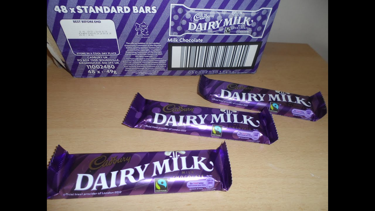 Dairy Milk World Dairy Milk Chocolate Bars