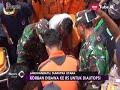 Jenazah Wakapolres Labuhanbatu Ditemukan Tak Jauh dari Lokasi Kapal Tenggelam - iNews Sore 22/04
