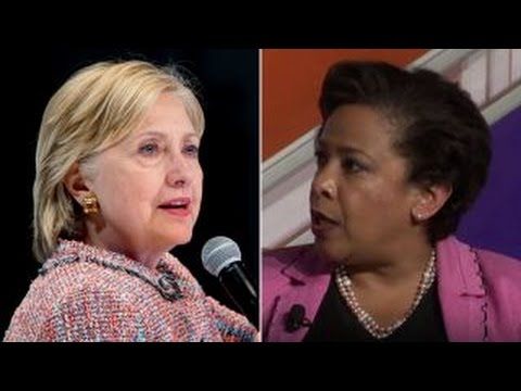 Pressure on Hillary Clinton to match Lynch's candor?