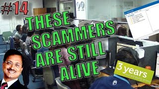 These scammers have been around for over 3 years   scambaiting #14