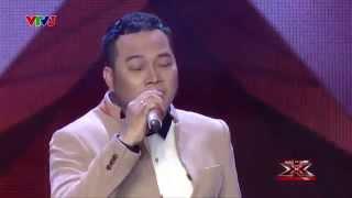 Ca Khúc Dân Ca Sông Quê   Khánh Bình   Hát 2 giọng nam nữ làm nức lòng khán giả The X Factor Tập 3