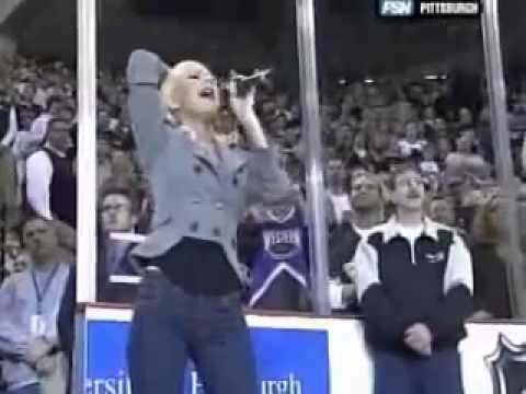 Christina Aguilera Star Spangled Banner