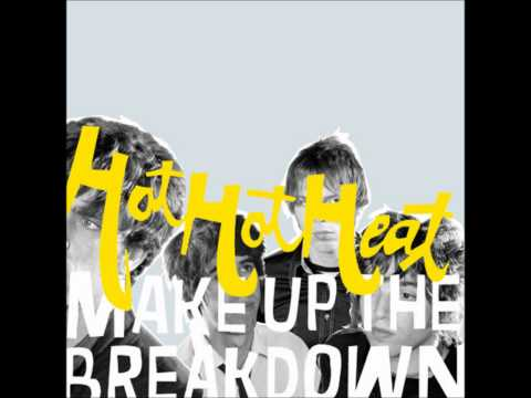 Hot Hot Heat - Naked In The City Again