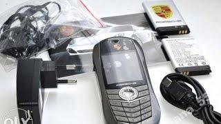 Видео обзор на мобильный телефон-машинка Vertu Porsche - Купить в Украине - vgrupe.com.ua