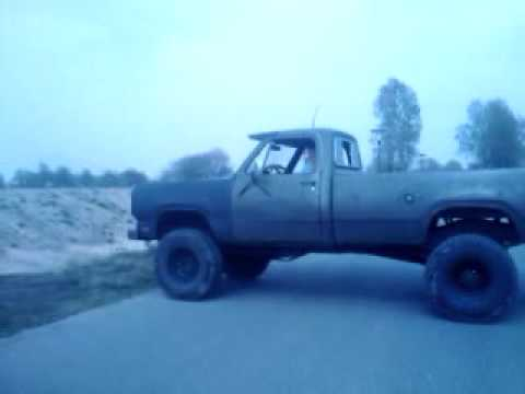 286089 1977 Dodge Power Wagon W200 M880 Ex Military Truck furthermore 1977 Dodge M880 WUtility Body besides Rather Military Pickup Truck Edition Will Cucv M880 moreover 5 Window Cab For Sale additionally Watch. on 1977 dodge m880