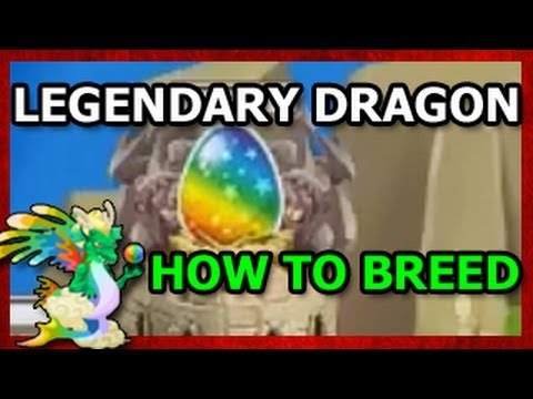 How To Breed LEGENDARY Dragon In Dragon City Updated with ...