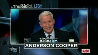 Anderson Cooper on