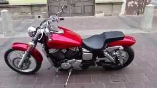 Honda shadow spirit 750 cc año 2006