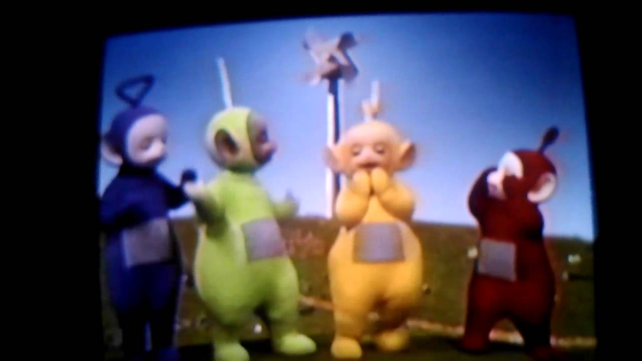 Opening To Teletubbies Funny Day 1999 VHS - YouTube