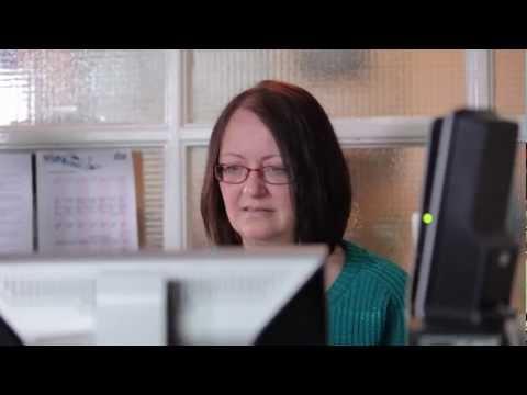 Joint Age UK 2013 Internet Champion Janet Tchamani aged 55 explains why she loves the internet
