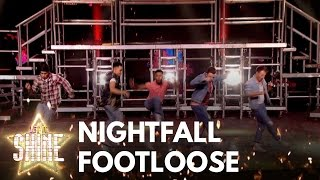 Nightfall perform 'Footloose' from the musical Footloose - Let It Shine 2017 - BBC One