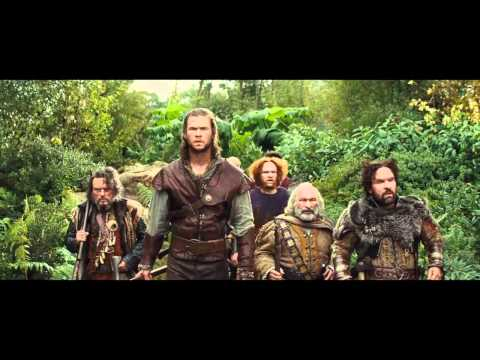 Snow White and the Huntsman Trailer german/deutsch HD