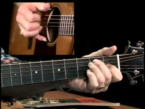 Happy Traum Teaches The Blues Guitar of Brownie McGhee