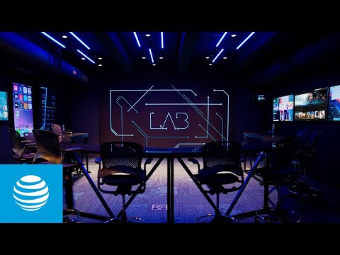 NEW AT&T AdWorks Lab (Teaser Trailer)   AT&T