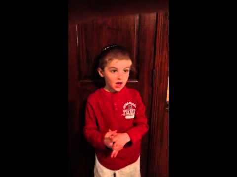 Torah Academy Of Jacksonville First Grader Recites 50 States