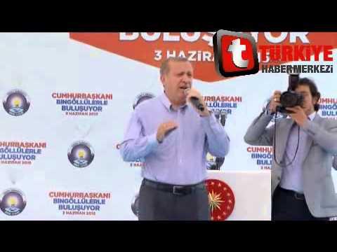 Erdoğan: