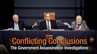 Conflicting Conclusions: The Government Assassination Investigations