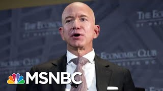 Jeff Bezos Accuses National Enquirer Owner Of Blackmail   The Last Word   MSNBC