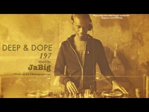 4 Hour Nonstop Deep House Lounge DJ Mix by JaBig (Piano, Soul, Chill Playlist) - DEEP & DOPE 197
