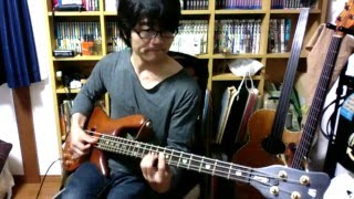 【Bass Guitar】Seiji's short phrases 2【手癖フレーズ】