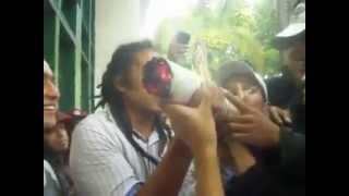 WORLD BIGGEST MARIJUANA BLUNT JAMAICAN STYLE