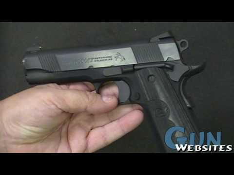 Wiley Clapp Colt 1911