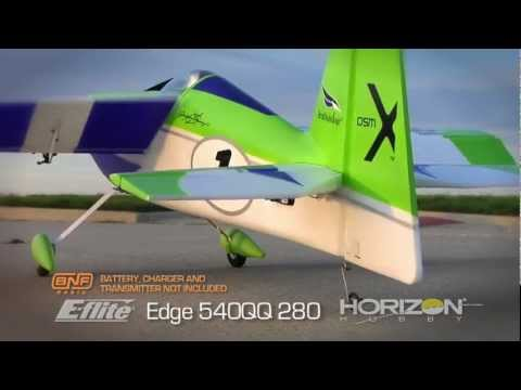 Edge 540QQ 280 BNF Basic by E-flite