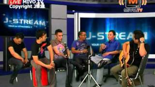 J-Stream - Audio Jet Band - Talk Show - Mivo.TV