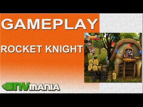 Vídeo Análise: Rocket Knight PC