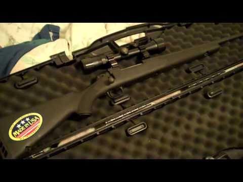 Choosing a Scope for My Mossberg ATR 100 Rifle!
