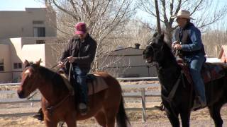 The Lone Ranger - Becoming A Cowboy  - Behind the Scenes