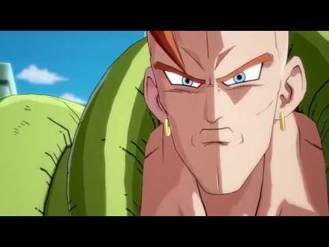 Dragon Ball FighterZ - Story Mode Trailer (Japanese)