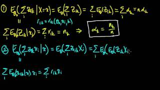 (ML 16.9) EM for the Gaussian mixture model (part 3)