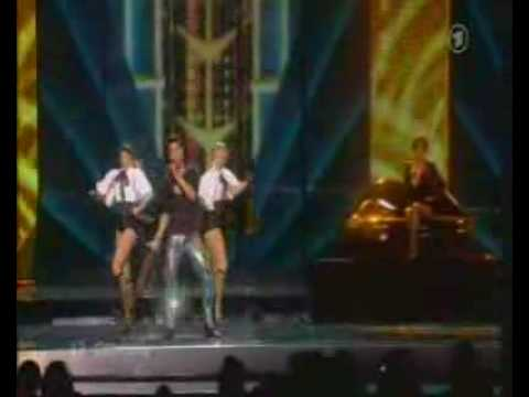 Alex Swings Oscar Sings Miss kiss kiss bang eurovision 2009 germany DITA VON TEESE Video