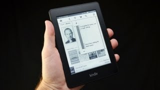 Amazon Kindle PaperWhite_ Unboxing & Review