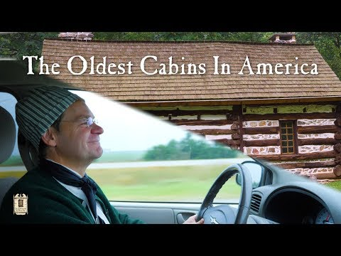 Townsends On The Road! - The Search For The Perfect Cabin
