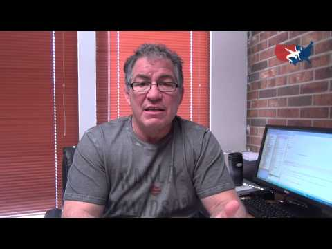 Steve Fraser discusses Go Greco Initiative to help fund college Greco-Roman programs