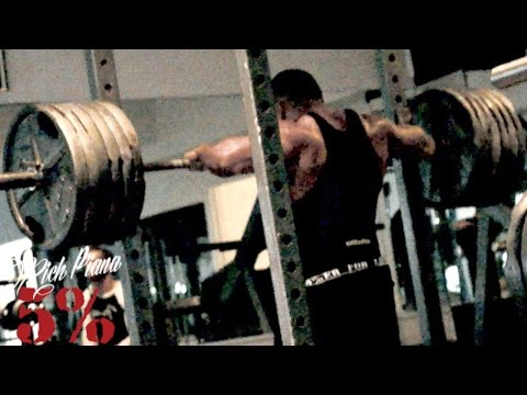 KEVIN THE PIT 180 LB POWERHOUSE - CRAZY STRONG - Rich Piana